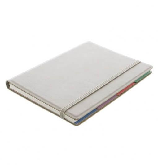 Filofax notitieboek A5 Pastel Stone 1