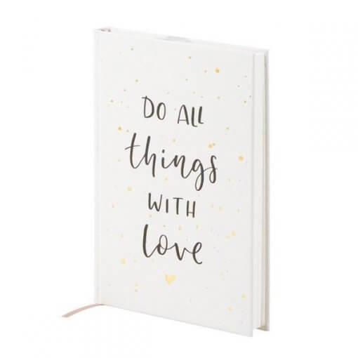 Rossler Bullet Journal Do All Things With Love 1