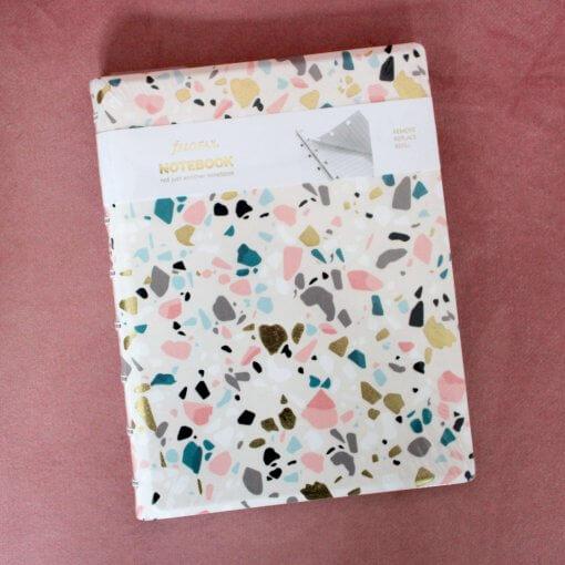 Filofax notitieboek A5 Architexture Terrazzo