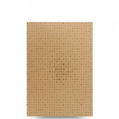 Filofax folio notitieboek navulling kraft cover