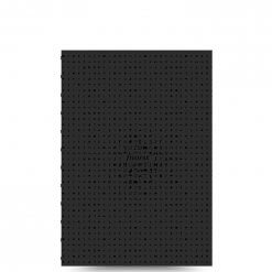 Filofax folio notitieboek navulling black cover