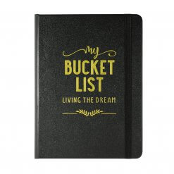 Peter Pauper Bucketlist notitieboek