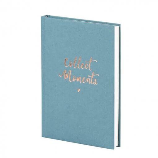 Rossler Bullet Journal denim Collect moments