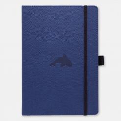 Dingbats notitieboek Wildlife Blue Whale A4