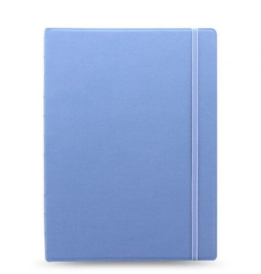 Filofax notitieboek A4 classic pastel blauw