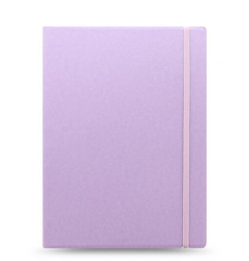 Filofax notitieboek A4 classic pastel orchid