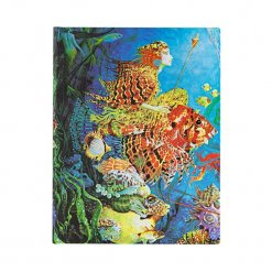Paperblanks notitieboek Sea Fantasies Ultra