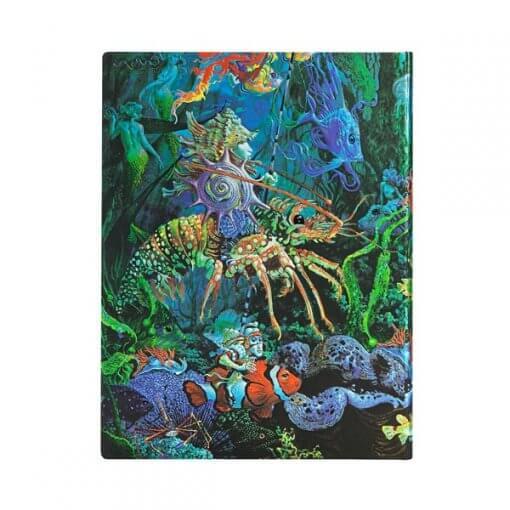 Paperblanks notitieboek Sea Fantasies Ultra 1