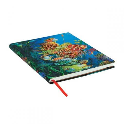 Paperblanks notitieboek Sea Fantasies Ultra 2