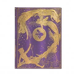Paperblanks notitieboek Violet Fairy Ultra