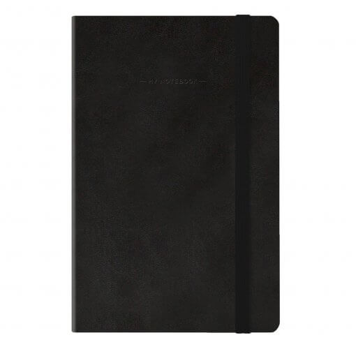 Legami My Notebook Black - Dotted