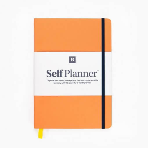 Best SELF Planner Coral