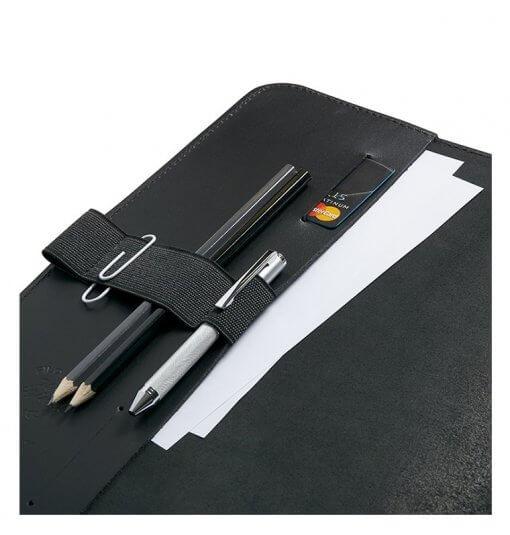 Filofax The Original A5 Notebook Folio Zwart 4