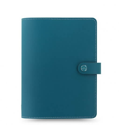 Filofax The Original A5 Notebook Folio Dark Aqua