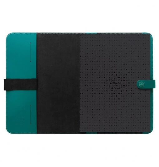 Filofax The Original A5 Notebook Folio Dark Aqua 2