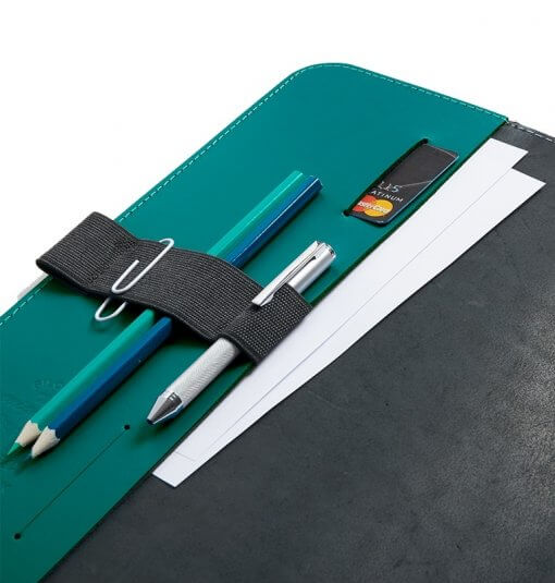 Filofax The Original A5 Notebook Folio Dark Aqua 3