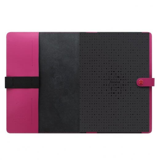 Filofax The Original A5 Notebook Folio Raspberry 2