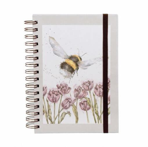 Wrendale Notitieboek A5 Flight of the Bumblebee