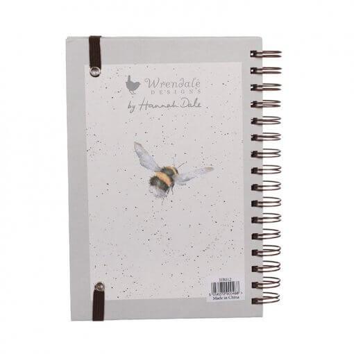 Wrendale Notitieboek A5 Flight of the Bumblebee 1