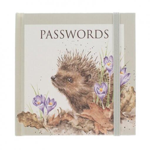 Wrendale Password Book