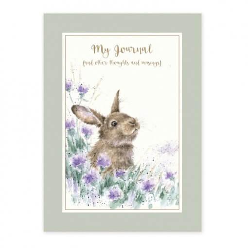 Wrendale Rabbit Gratitude Journal