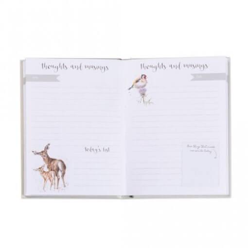 Wrendale Rabbit Gratitude Journal 1