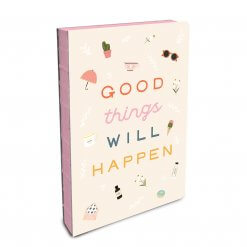 Studio oh Notebook Good Things Will Happen