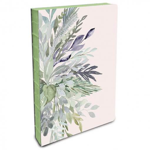 Studio oh Notitieboek Watercolor Leaves 1
