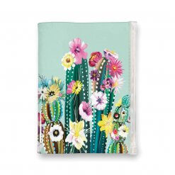 Studio oh Pouch Journal Desert Blossoms