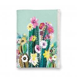 Studio oh Pouch Journal Desert Blossoms