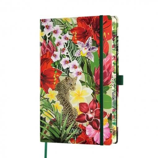 Castelli notitieboek Leopard zijkant