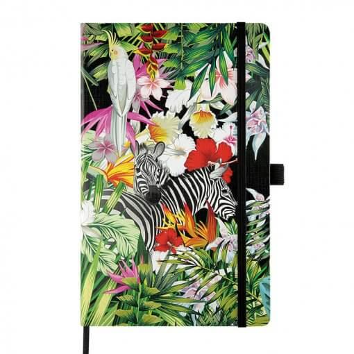 Castelli notitieboek Zebra