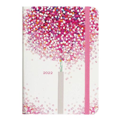 Peter Pauper Agenda 2022 Lollipop Tree