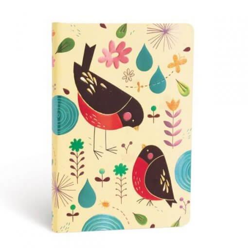 Paperblanks notitieboek Mother Robin - Tracy Walker Mini