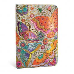 Paperblanks notitieboek Flutterbyes Mini