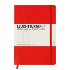 Bullet journal notitieboek Leuchtturm1917 Rood