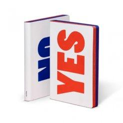 Nuuna notitieboek Yes - No 4