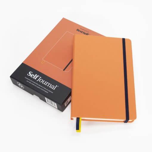 Best SELF Journal oranje
