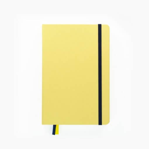 Best Self journal geel