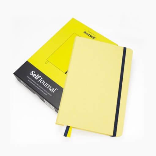 Best SELF Journal geel