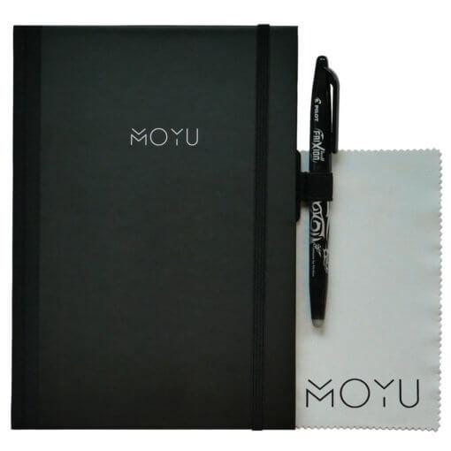 MOYU notitieboek A5 premium zwart