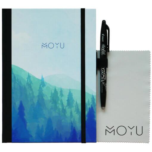 MOYU notitieboek A5 premium Misty Mountain