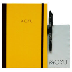 MOYU premium notitieboek A5 Young Yellow
