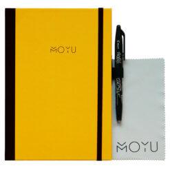 MOYU premium notitieboek A5 Young Yellow