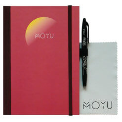 MOYU premium notitieboek A5 Day Clay