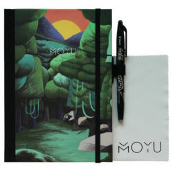 MOYU premium notitieboek A5 Funky Forest