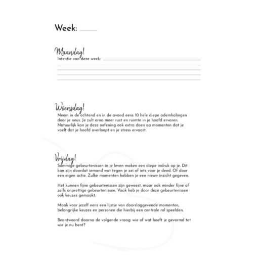 Slow & Grow Journal 4
