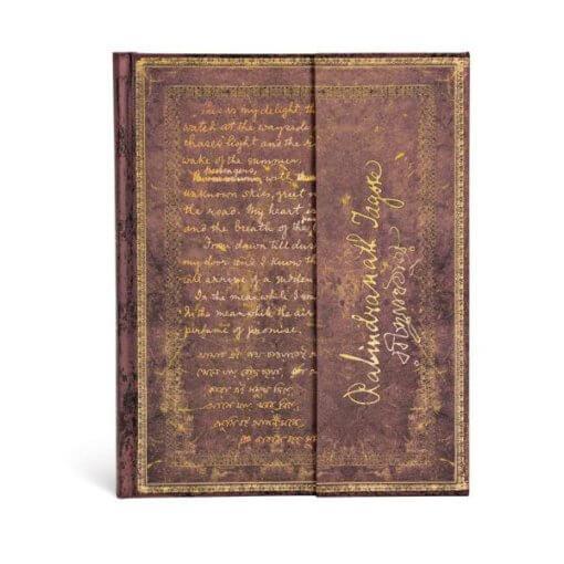 Paperblanks notitieboek Tagore ultra