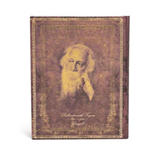 Paperblanks notitieboek Tagore, Gitanjali Ultra wrap