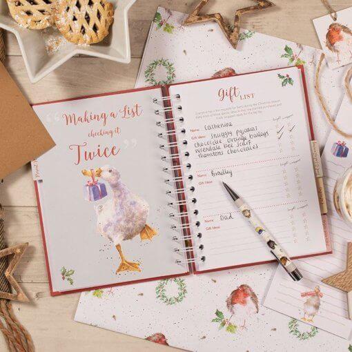 Wrendale Christmas Planner 5